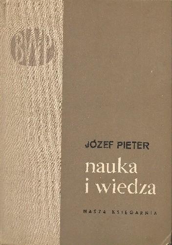 Okładka książki Nauka i wiedza