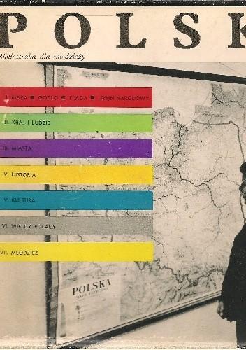 Okładka książki Polska. Biblioteczka dla młodzieży
