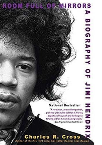 Okładka książki Room Full of Mirrors: A Biography of Jimi Hendrix