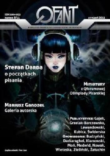 Okładka książki QFANT #8 (styczeń 2011)
