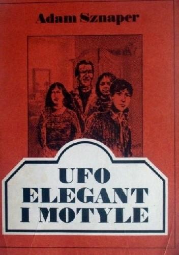 Okładka książki UFO, Elegant i Motyle