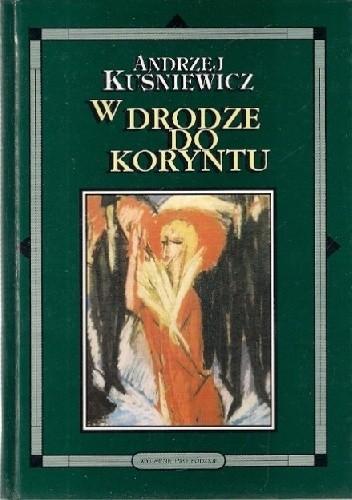Okładka książki W drodze do Koryntu