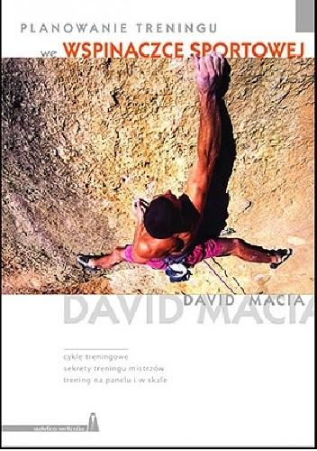 Okładka książki Planowanie treningu we wspinaczce sportowej