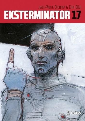 Okładka książki Eksterminator 17