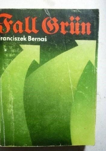 Okładka książki Fall Grün