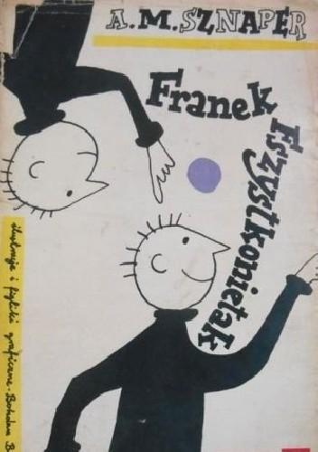 Okładka książki Franek Fszystkonietak