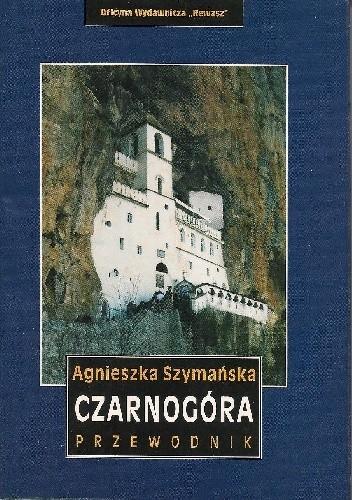Okładka książki Czarnogóra. Przewodnik