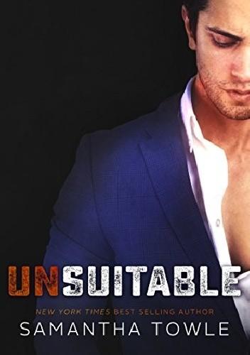 Okładka książki Unsuitable