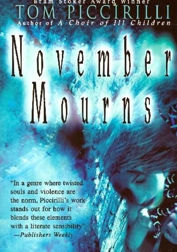 Okładka książki November Mourns