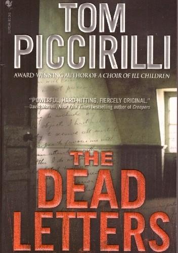 Okładka książki The Dead Letters