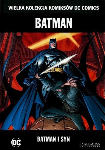 Okładka książki Batman: Batman i syn