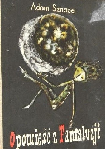 Okładka książki Opowieść z Fantaluzji