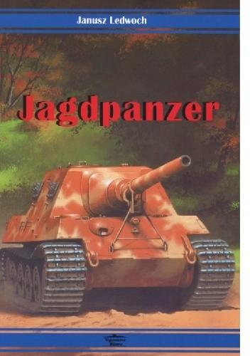 Okładka książki JAGDPANZER