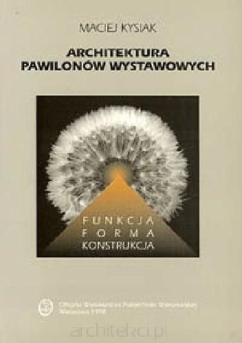 Okładka książki Architektura Pawilonów Wystawowych