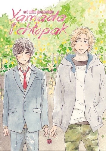 Okładka książki Yamada i chłopak