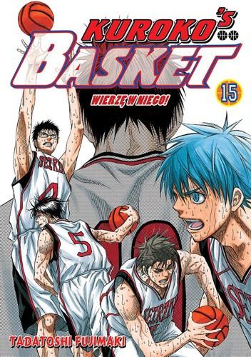 Okładka książki Kuroko's Basket 15