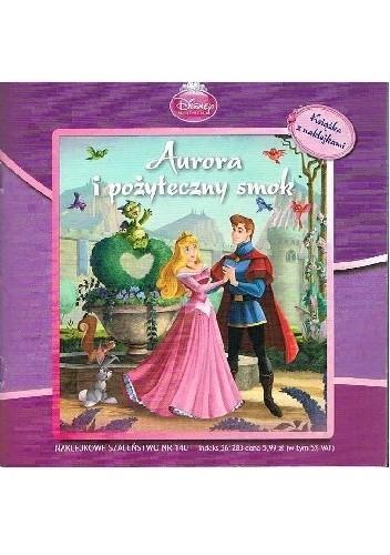 Okładka książki Naklejkowe szaleństwo nr 140. Aurora i pożyteczny smok