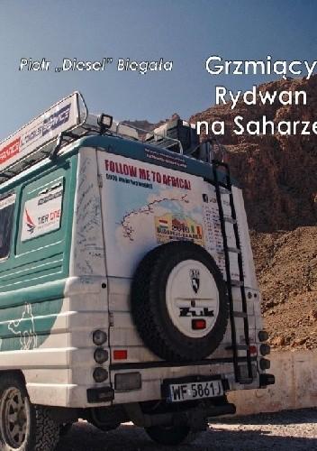 Okładka książki Grzmiący Rydwan na Saharze