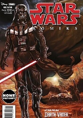 Okładka książki Star Wars Komiks 5/2016 - Osaczony Vader