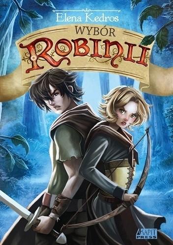 Okładka książki Wybór Robinii