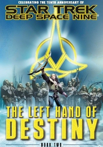 Okładka książki The Left Hand of Destiny Book Two