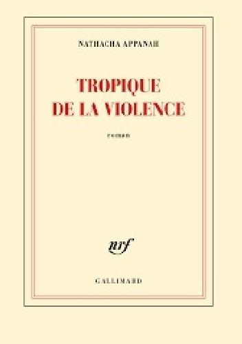 Okładka książki Tropique de la violence