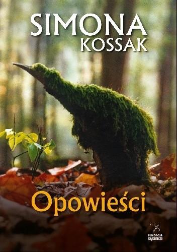 Okładka książki Opowieści Simony Kossak