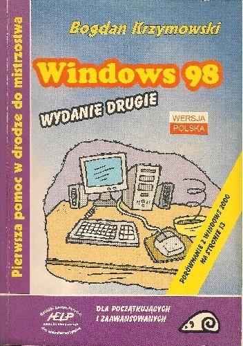 Okładka książki Windows 98
