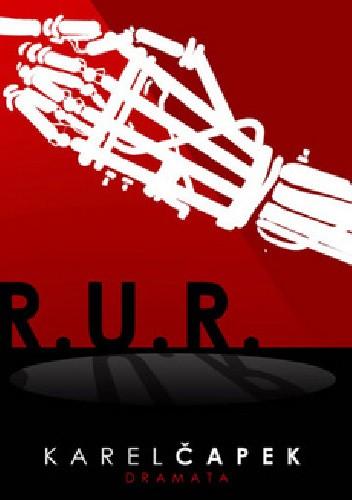 Okładka książki R. U. R.