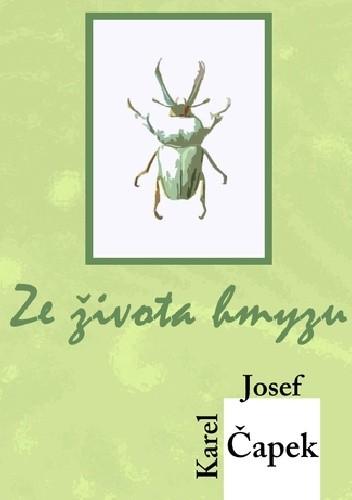 Okładka książki Ze života hmyzu