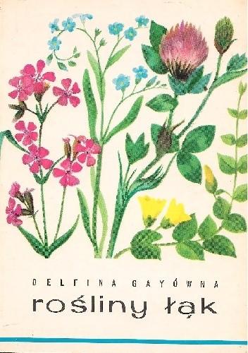 Okładka książki Rośliny łąk