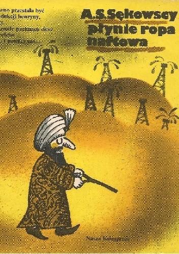 Okładka książki Płynie ropa naftowa