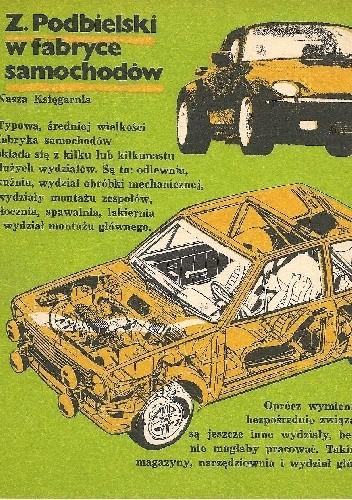 Okładka książki W fabryce samochodów