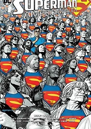 Okładka książki Superman: American Alien