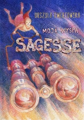 Okładka książki Moja wyspa Sagesse
