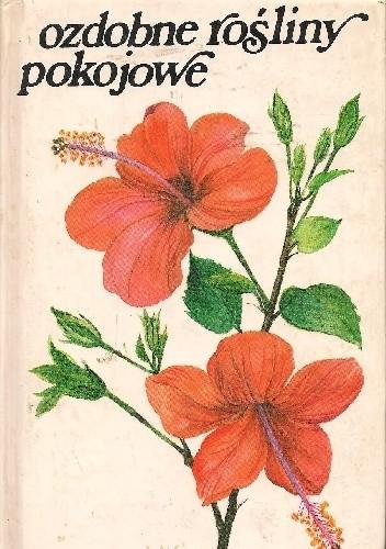 Okładka książki Ozdobne rośliny pokojowe