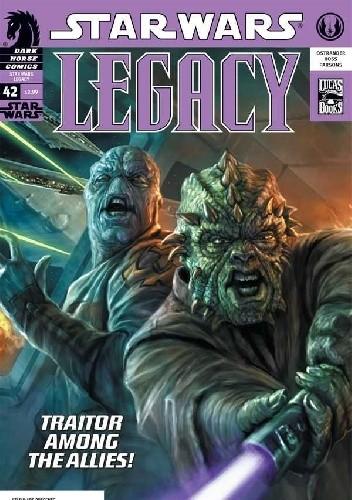 Okładka książki Star Wars: Legacy #42