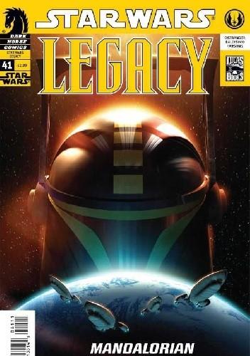 Okładka książki Star Wars: Legacy #41