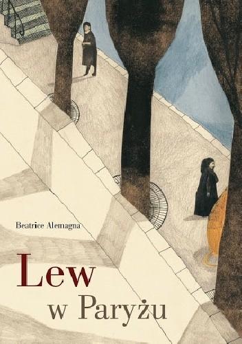 Okładka książki Lew w Paryżu