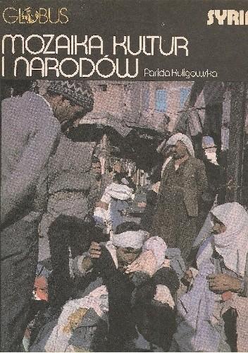 Okładka książki Mozaika kultur i narodów. Syria