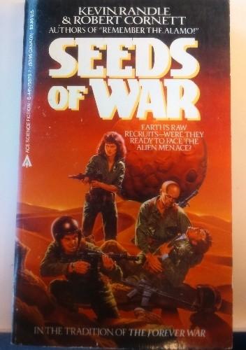 Okładka książki Seeds of war