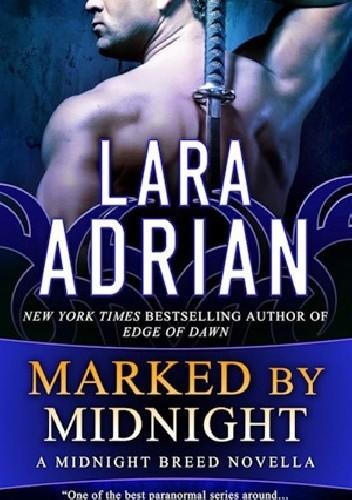 Okładka książki Marked by Midnight