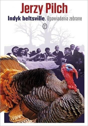 Okładka książki Indyk beltsville. Opowiadania zebrane