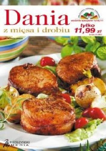 Okładka książki Dania z mięsa i drobiu