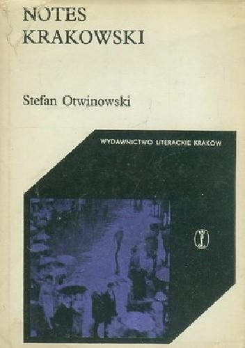 Okładka książki Notes krakowski
