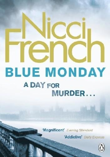 Okładka książki Blue Monday