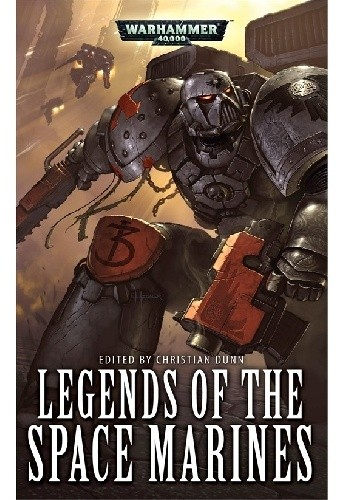 Okładka książki Legends of Space Marines