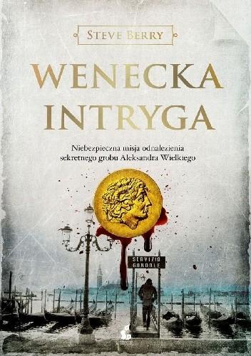 Okładka książki Wenecka intryga