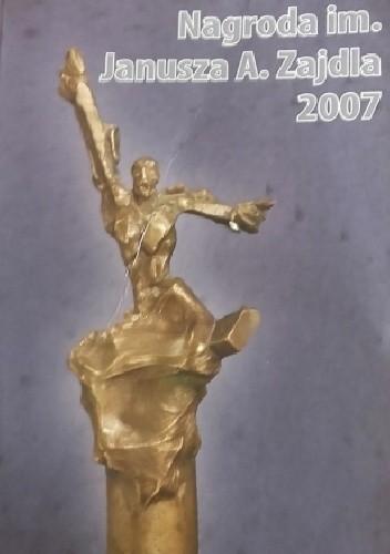 Okładka książki Nagroda im. Janusza A. Zajdla 2007