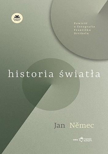 Okładka książki Historia światła